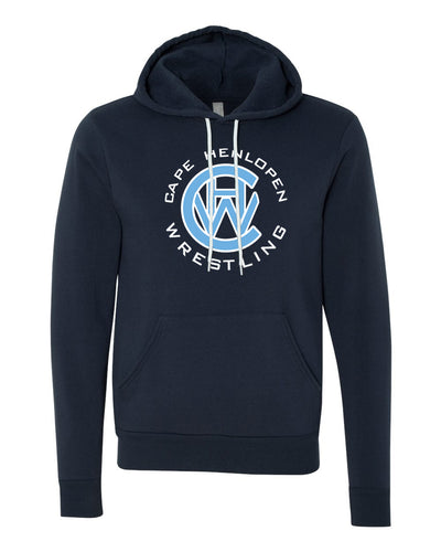 Bella+Canvas - Pullover Hooded Sweatshirt
