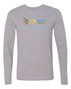 Next Level - Cotton Long Sleeve Crew (ADULT)