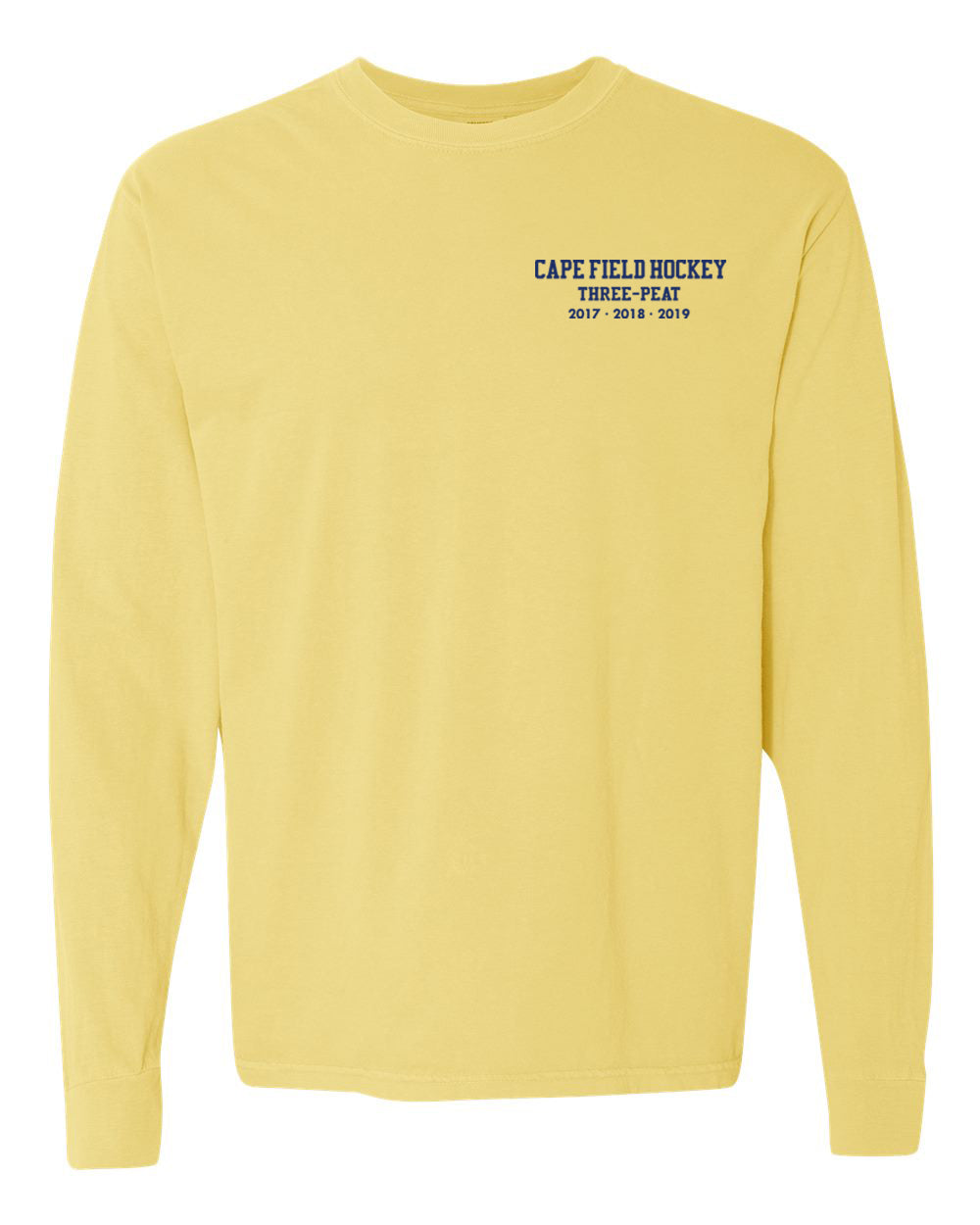 Comfort Colors - Garment Dyed Long Sleeve T-Shirt (ADULT)