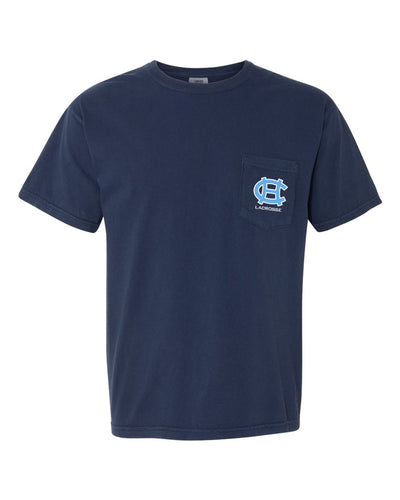 Comfort Colors - Garment-Dyed Heavyweight Pocket T-Shirt (ADULT)