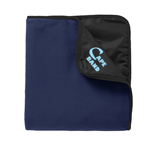 Cape Band Travel Blanket