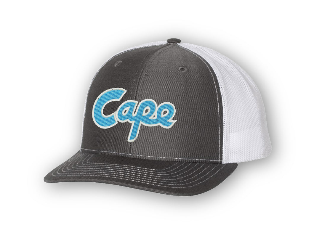 Richardson Trucker Hat (Cape Script)