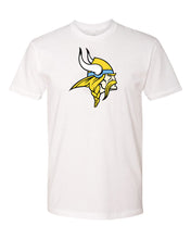 Load image into Gallery viewer, Next Level - Premium Fitted Short Sleeve T-Shirt (Viking Head)