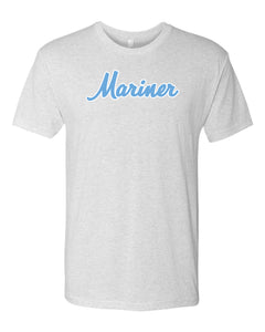 Next Level - Unisex Premium Fitted Short Sleeve Crew Mariner Logo (ADULT)