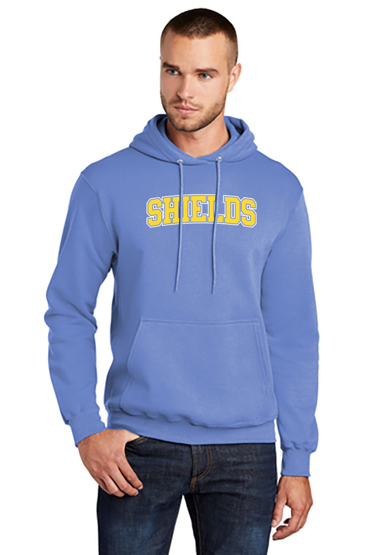Port & Company® - Core Fleece Pullover Hooded Sweatshirt (ADULT)