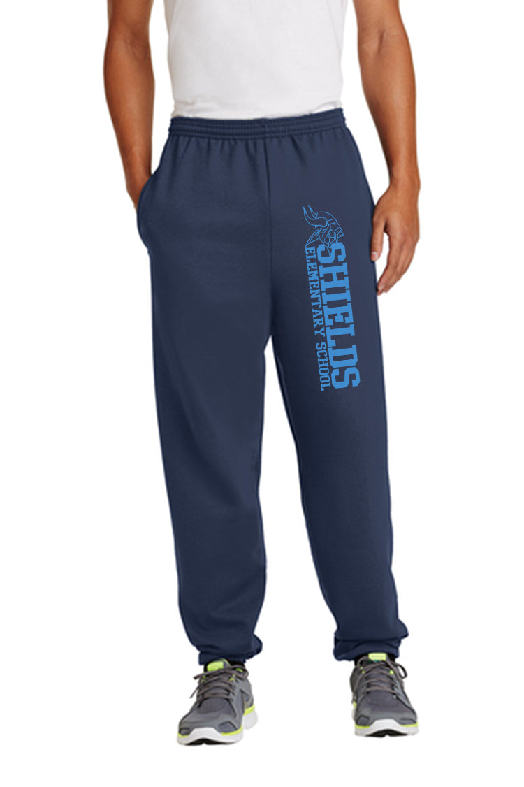Closed Bottom Sweatpants (YOUTH)