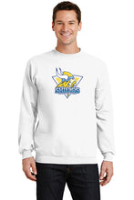 Load image into Gallery viewer, Port & Company® - Core Fleece Pullover Crewneck Sweatshirt (YOUTH)