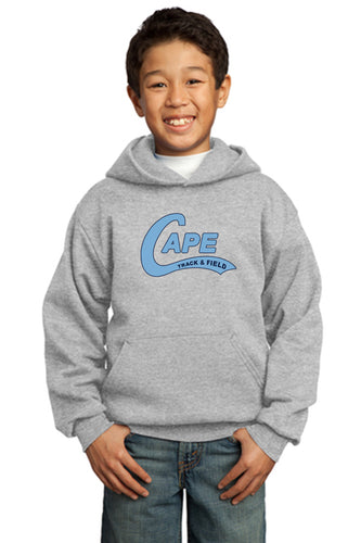 Port & Company - Hooded Pullover Sweatshirt (YOUTH)
