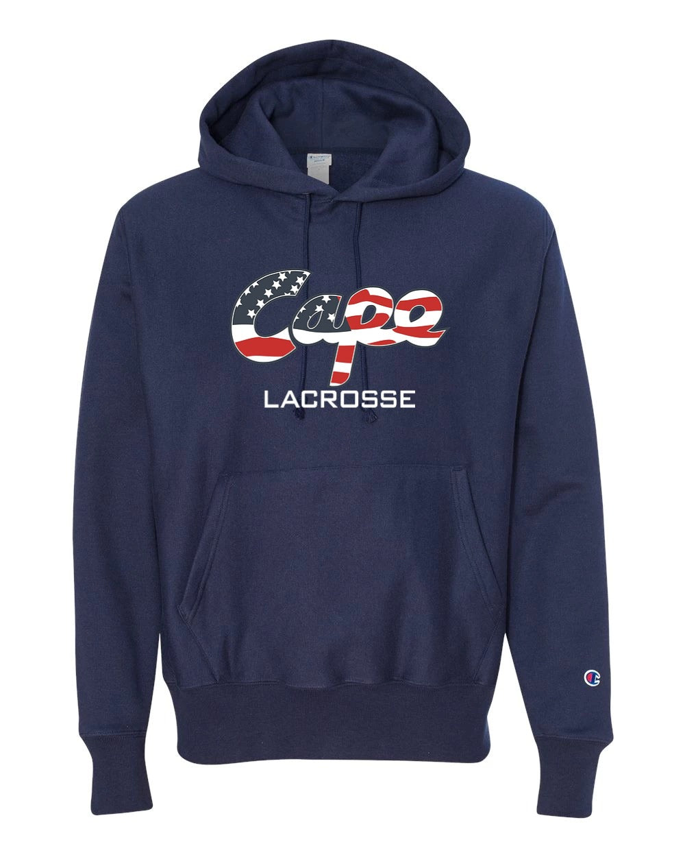 Champion - Reverse Weave Hooded Sweatshirt CHLAX (CAPE USA)