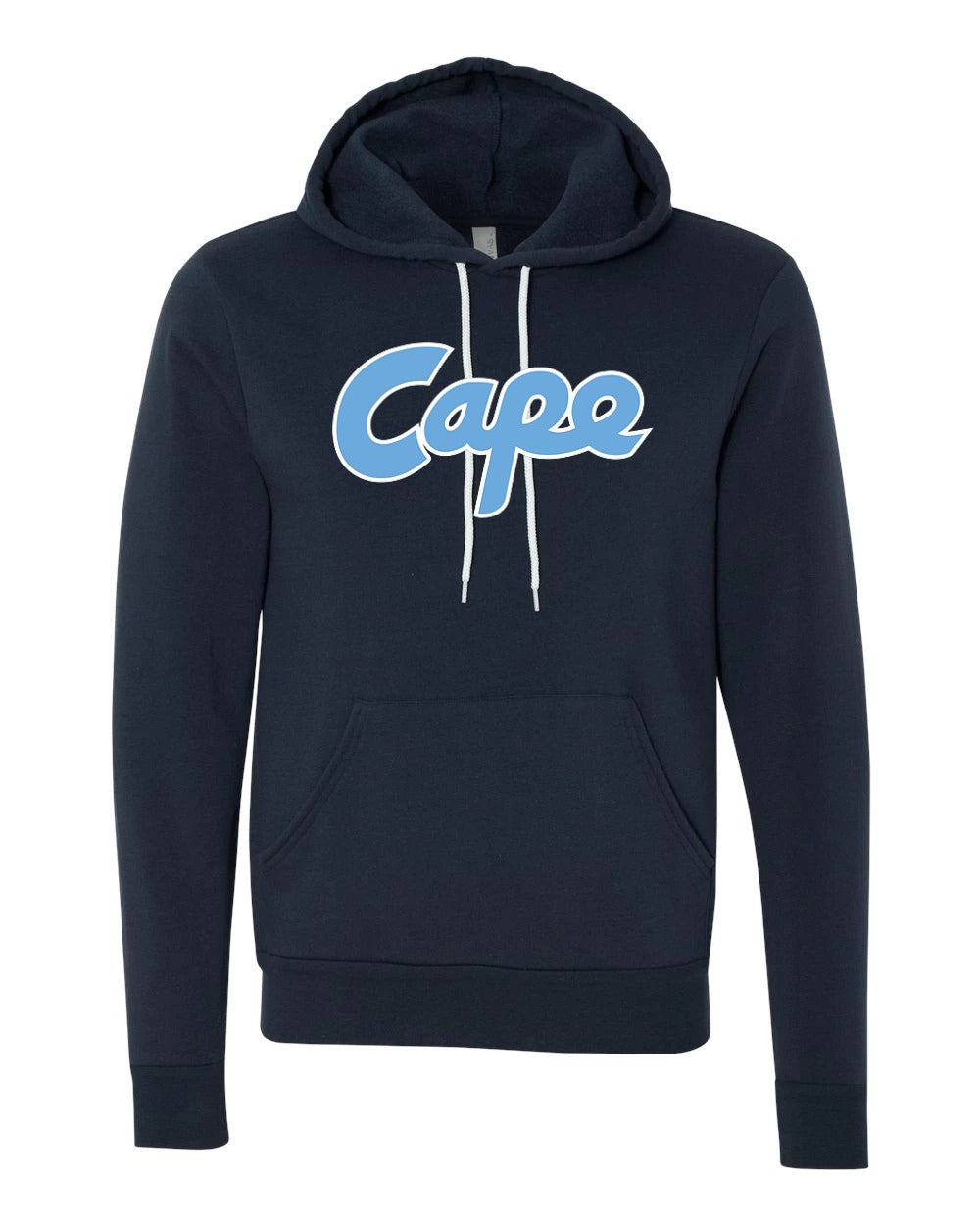 Bella + Canvas - Unisex Hooded Pullover Sweatshirt (ADULT)
