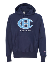 Load image into Gallery viewer, Champion Reverse Weave Hooded Sweatshirt Football