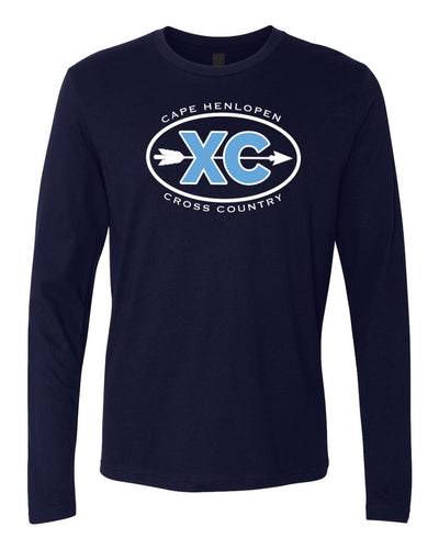 Next Level - Cotton Long Sleeve Crew XC