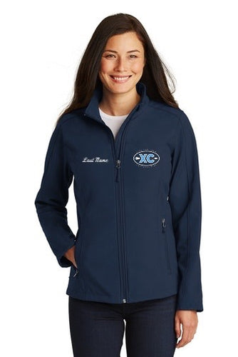 Port Authority® Ladies Core Soft Shell Jacket XC
