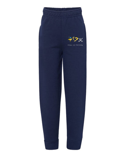 NuBlend Jogger Closed Bottom Sweatpants