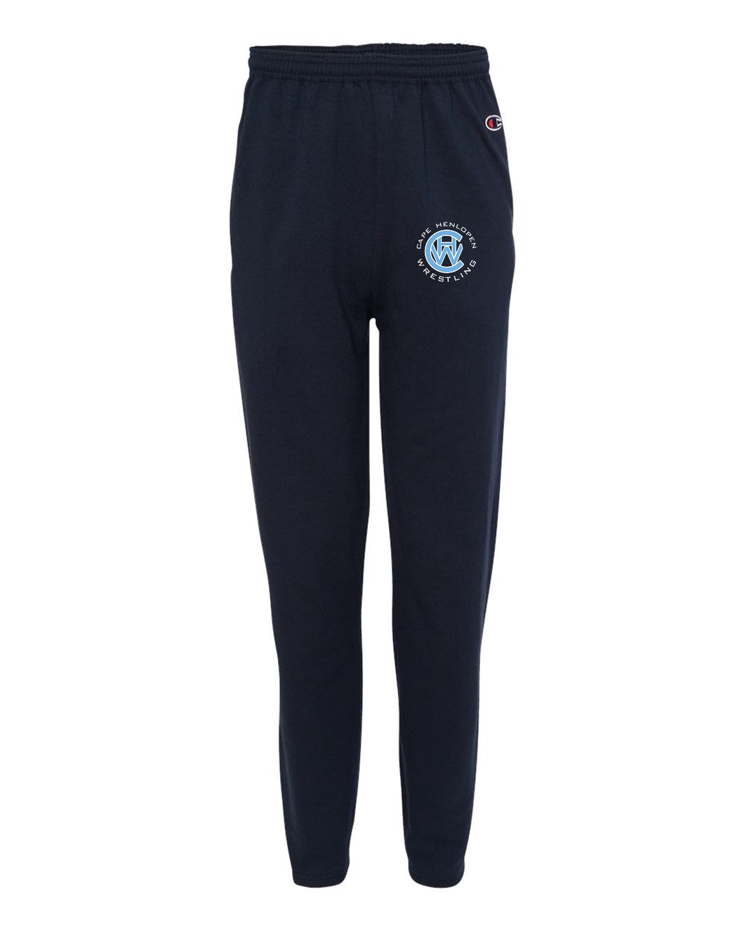 Champion - Youth Double Dry Eco Sweatpants (Open Bottom)