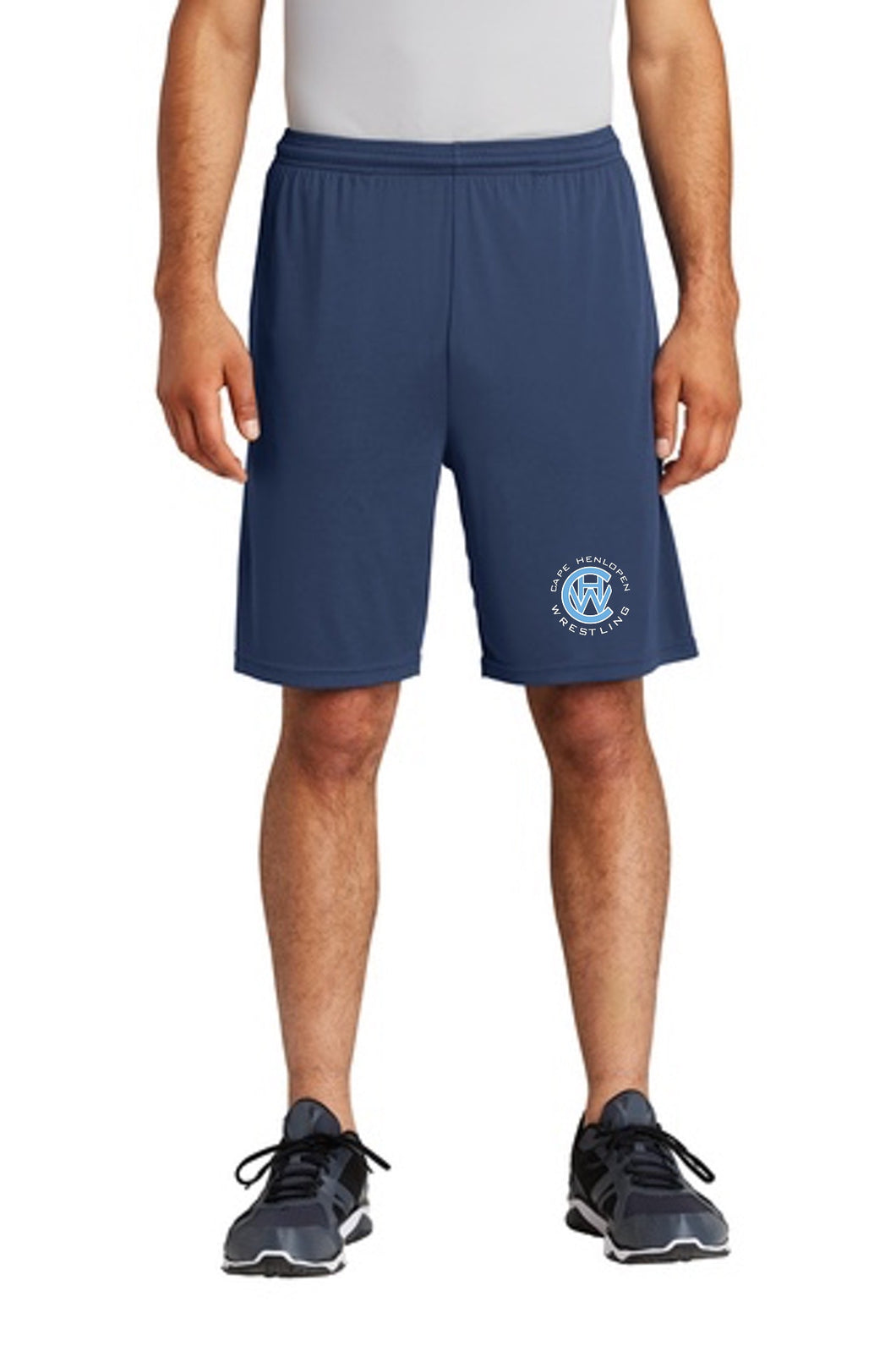 Sport-Tek® PosiCharge® Competitor™ Pocketed Short (YOUTH)