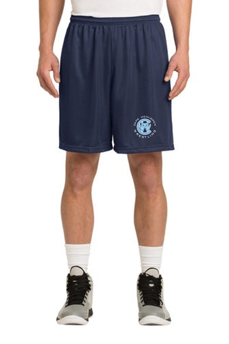 Sport-Tek® PosiCharge® Classic Mesh Short (Embroidered)