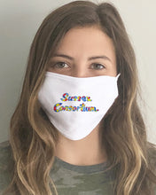Load image into Gallery viewer, Premium Cotton Face Mask (Sussex Consortium)