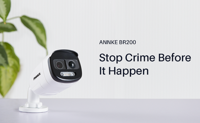 ANNKE BR200, First Smart Camera That Stops Crime Before It Happens Sweeps Europe