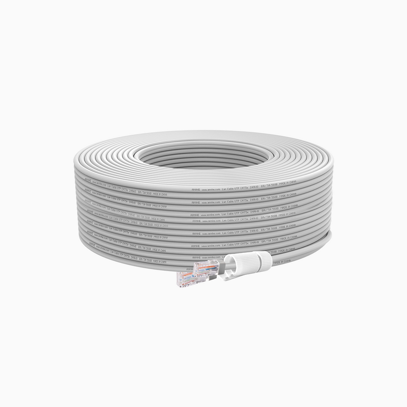E150丨100/150 ft Cat Network Cable Ethernet