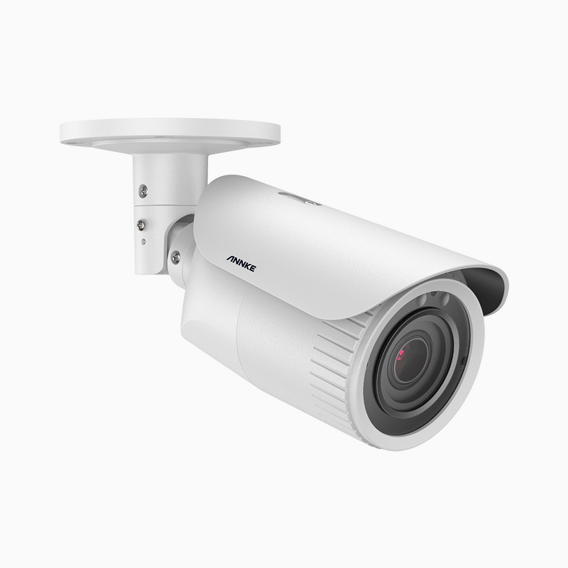 C500 Zoom - 5MP 4X Optical Zoom PoE Bullet IP Security Camera