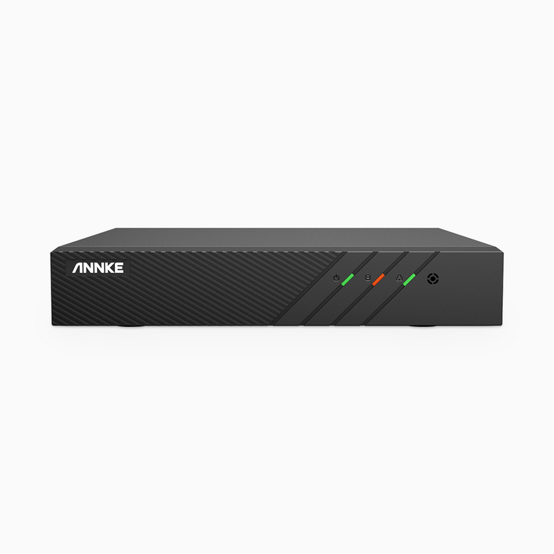 ANNKE 8 Channel 6MP Super HD PoE Network Video Recorder