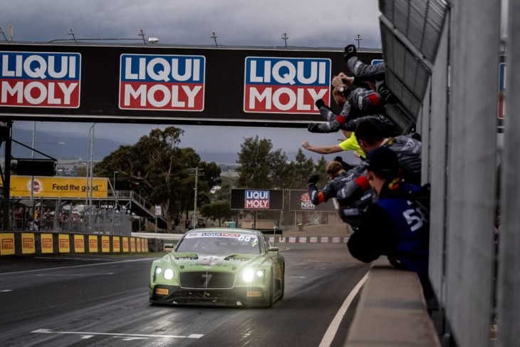 Bentley Scores Huge Win At Bathurst