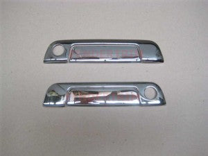 Door Handle Covers to suit BMW E36 2 door 1990-1998 - Chrome