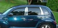 Pillar Covers to suit Chrysler PT Cruiser 2001-2010