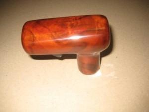 Gear Shift Knob to suit BMW 3-5-7 until 89 Walnut Burl