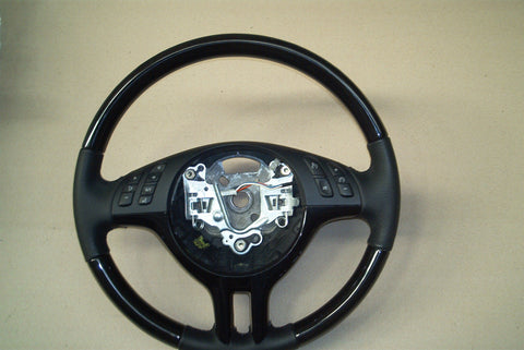 Steering Wheel to suit BMW E46 3 Spoke BBE