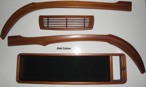 Wood Kit - refurbished Mercedes-Benz W113 in Oak - Call us for quotation