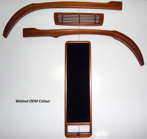 Wood Kit - refurbished Mercedes-Benz W113 in Walnut OEM Colour - Call us for quotation