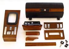 Wood Kit - refurbished Mercedes-Benz W123 8 piece kit in Burl Walnut - Call us for quotation