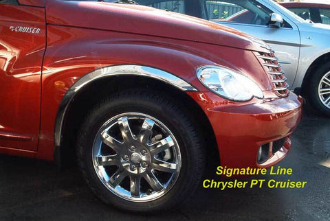 Wheel Arch Moulds to suit Chrysler PT Cruiser 2001-2010