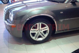Wheel Arch Moulds to suit Chrysler 300C 2005-2010