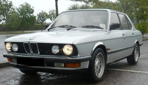 Wheel Arch Moulds to suit BMW E28 5 Series 1981-1987