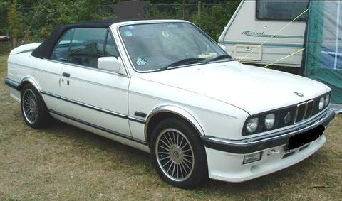 Wheel Arch Moulds to suit BMW E30 3 Series Convertible 1988-1993