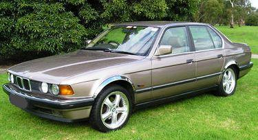Wheel Arch Moulds to suit BMW E32 7 Series 1987-1993