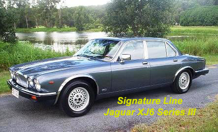 Wheel Arch Moulds to suit Jaguar XJ6/12 Series 2-3 1973-1992