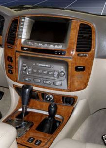 Wood to suit Toyota Landcruiser 100 Series 1998-2007