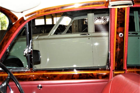 Wood Door Frame to suit Oldtimer