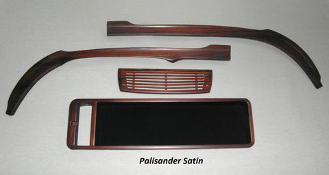 Wood Kit - refurbished Mercedes-Benz W113 in Palisander Satin - Call us for quotation