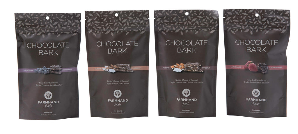Chocolate Bark (100g)