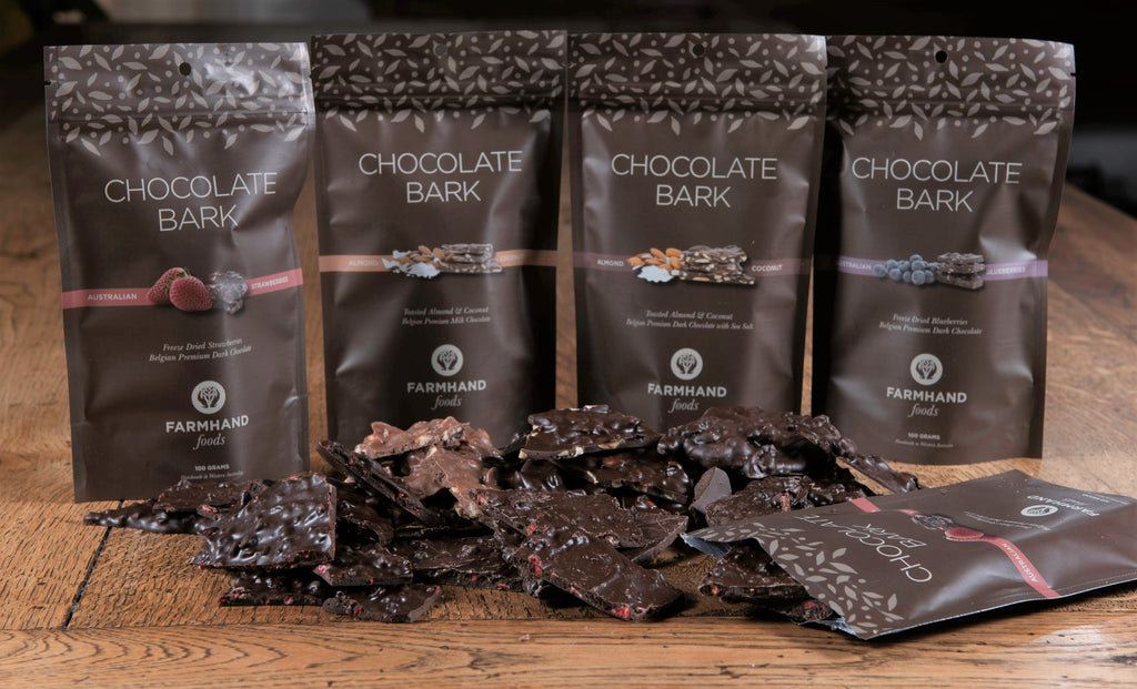 Chocolate Bark (Box of 10)