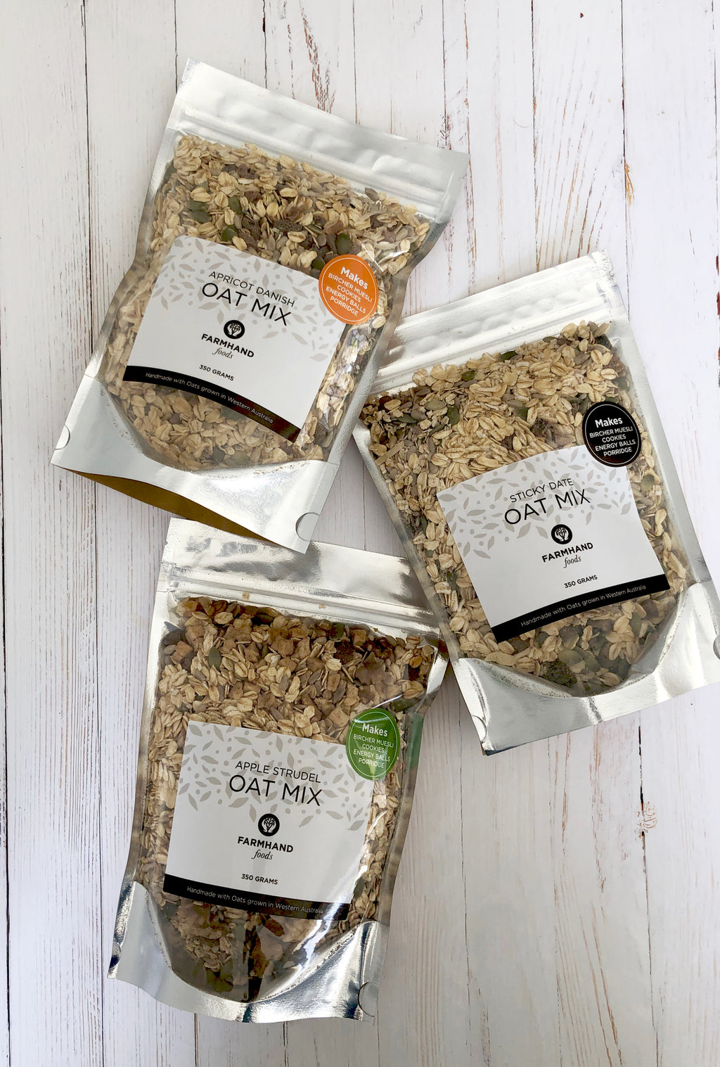 Oat Cookie Mix (350g)