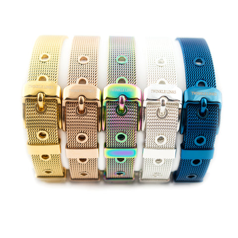 Twinkle Links Embracelet Collection