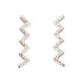 Divine Climber Earrings | 925 Sterling Silver