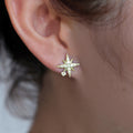 Born To Sparkle Earrings | 18K Gold Dipped