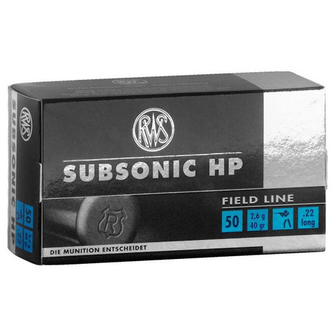 Subsonic HP